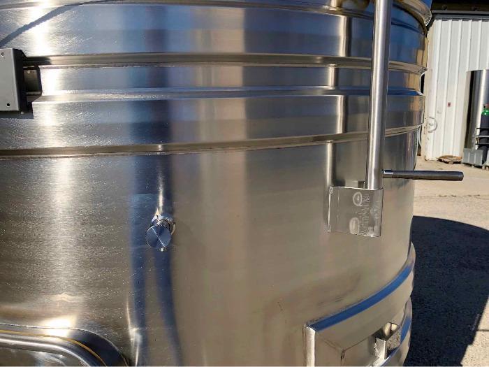 Tanque de aço inoxidável 304 - 52 HL - SPAIPSER5200