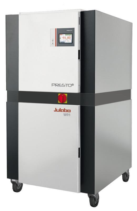 PRESTO W91x - Sistemi di regolazione della temperatura - Sistemi di regolazione della temperatura PRESTO