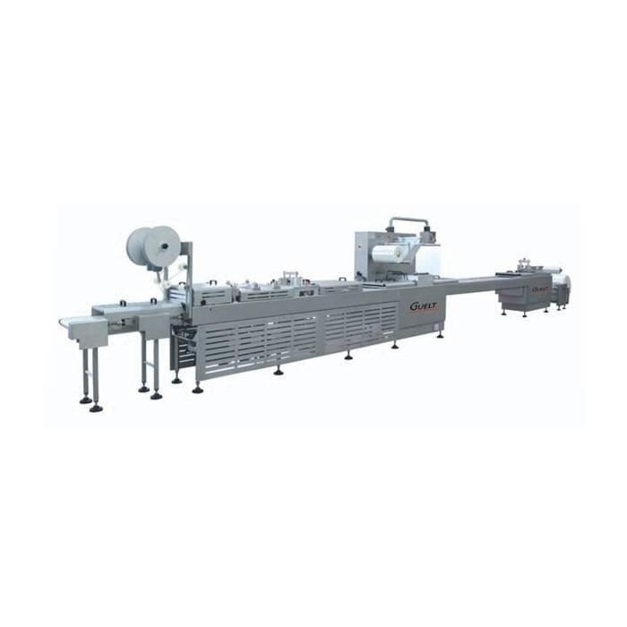 Thermoformers: TH 5000 - Automatische dieptrekmachines