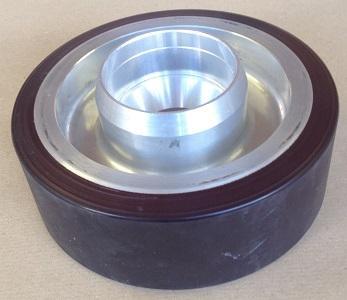 Fabricant de roues rouleaux cylindres - Regarnissage de roues rouleaux tubes