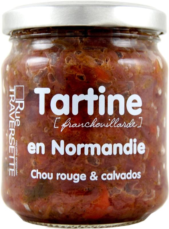 Tartine Franchouillarde en Normandie 185g - Epicerie salée