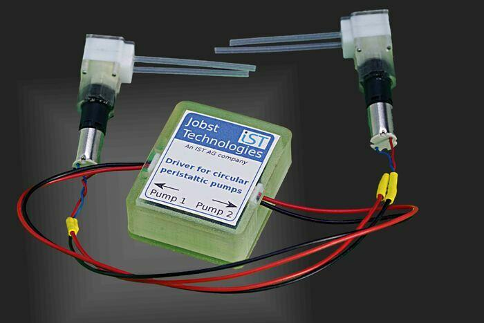 EVALUATION KIT FOR PUMP DRIVER - null