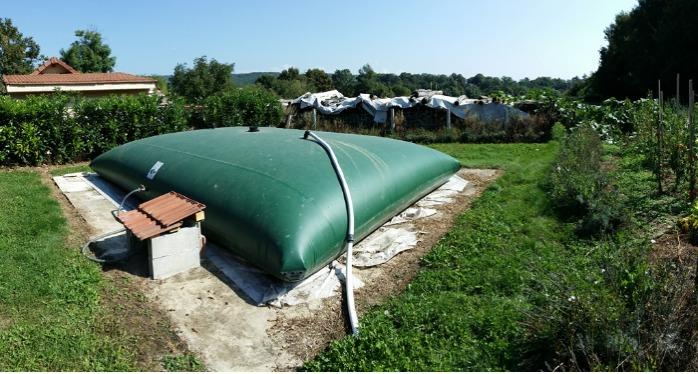 GAMME EAU DE PLUIE - Récupérateur d'eau de pluie (en extérieur, vide sanitaire ou sous terrasse)