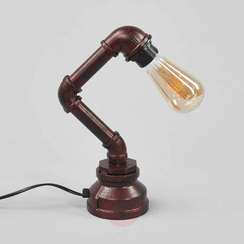 Extraordinary table lamp Tap - indoor-lighting