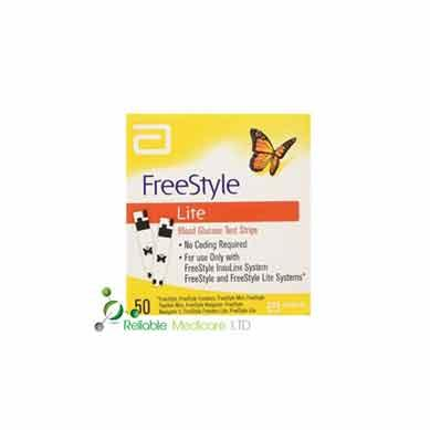 Freestyle Test Strips - null