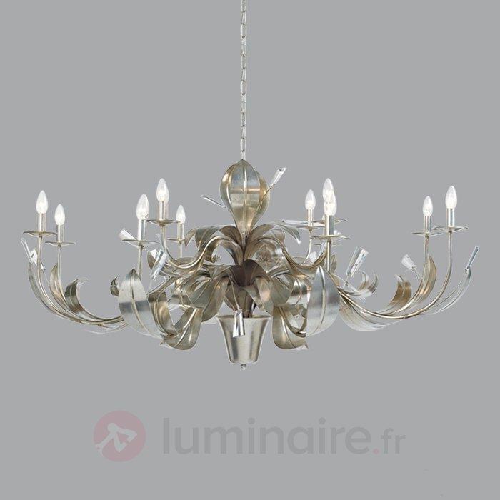 Lustre brillant Peredur, 140 cm - Lustres style florentin