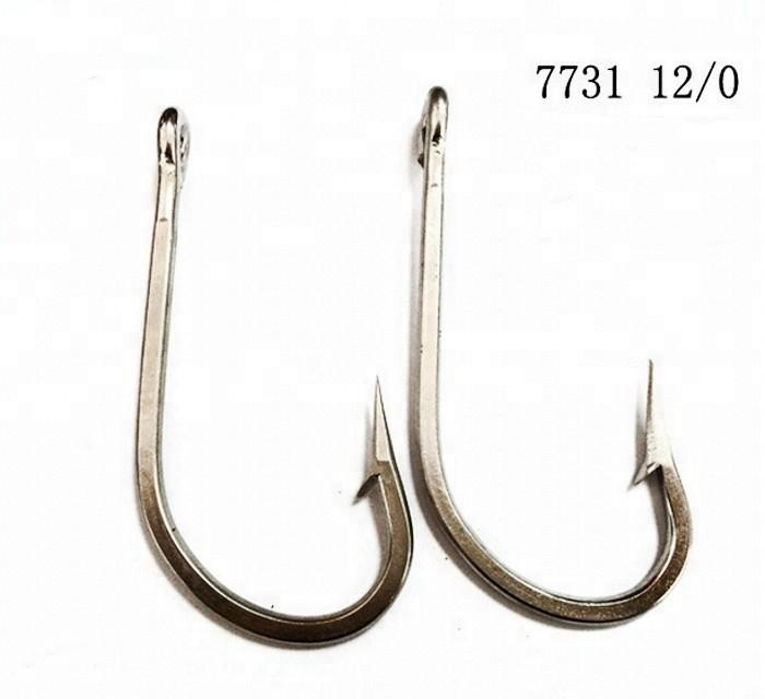 Fishing hook - Fishing hook of stainless steel
