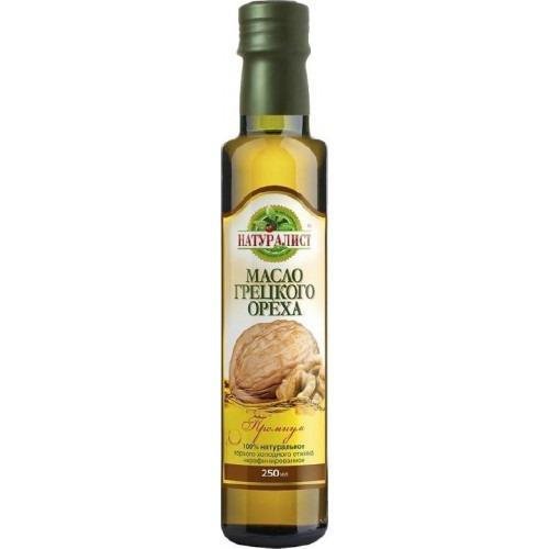 Walnut oil  -