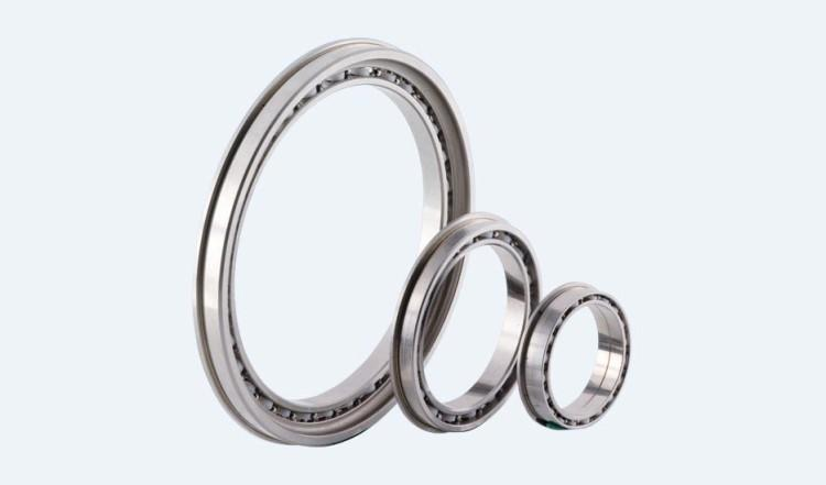 Special ball bearings - null