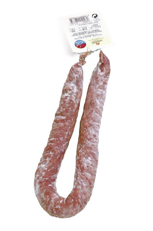 Saucisse Sèche au Roquefort 10% 300 gr - Viande et volailles