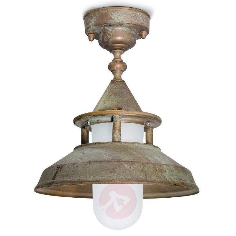 Seawater-resistant ceiling light Antique - Outdoor Ceiling Lights