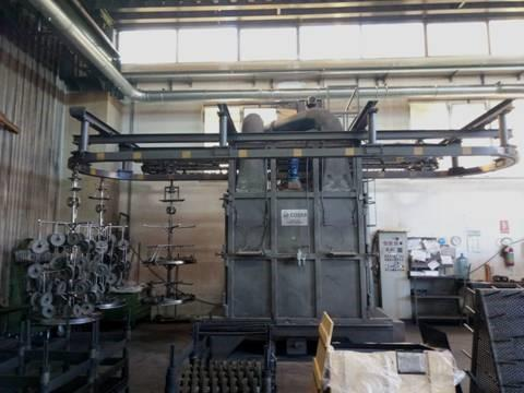 CARLO BANFI SCM 2R - Sabbiatrici e granigliatrici