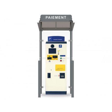 Abri De Caisse Parking Conviviale - Aménagement Des Parking
