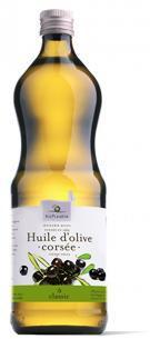 Huile d'olive vierge extra corsée - Produits oléicoles