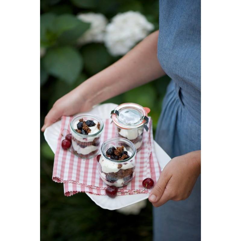 12 glass jars Weck Droits 160 ml  - Jars Weck® MOLD