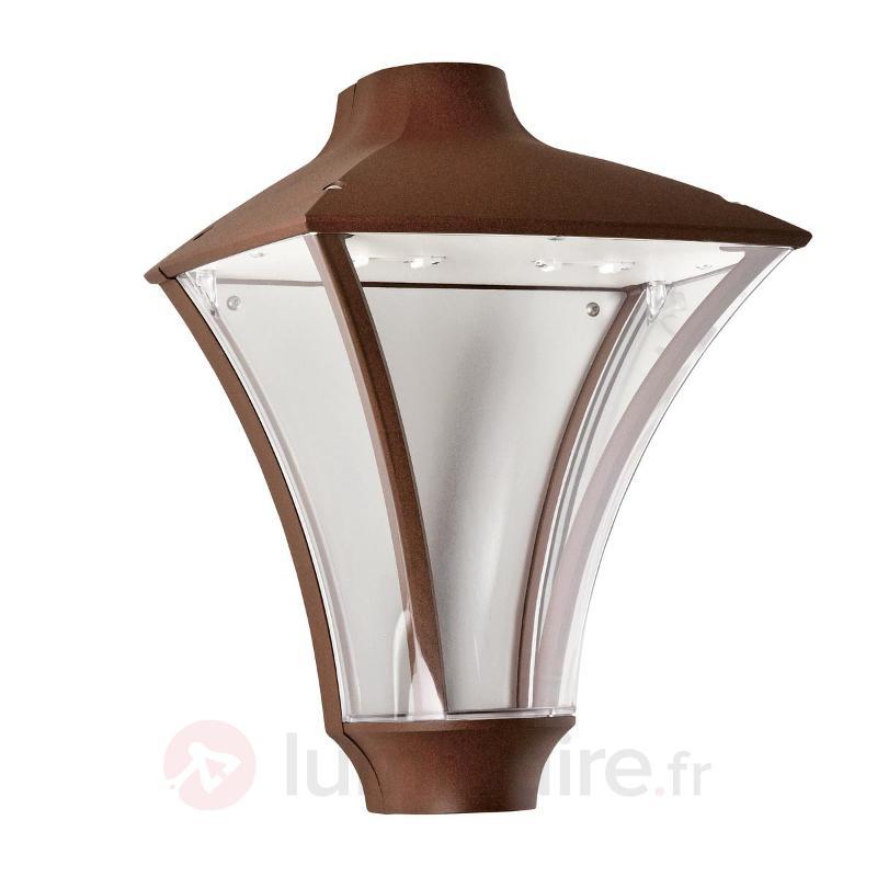 Applique d'extérieur LED classique Morphis - Appliques d'extérieur LED