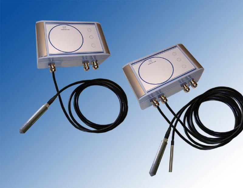 Industrial Humidity Transmitter and Probes - High-Precision Humidity/Temperature-Transmitter