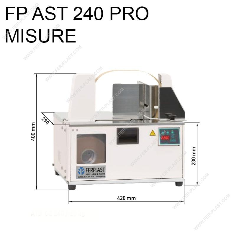 FP AST 240 PRO banding machine - Sealers, clipping machines and banding machines