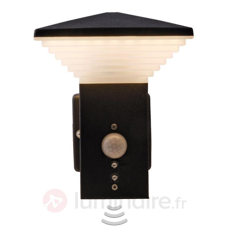 Applique d'extérieur LED Hartford détecteur - Appliques d'extérieur avec détecteur