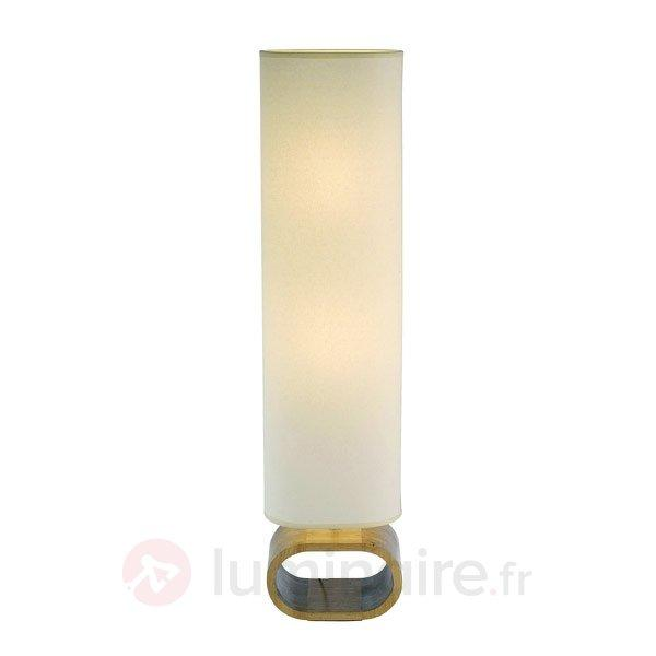 Lampadaire moderne Neksö beige - Lampadaires en tissu
