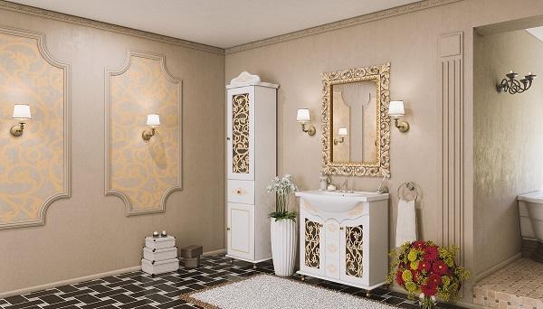 Наборы мебели для ванной комнаты - Наборы мебели для ванной комнаты