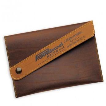 Pochette de voyage en simili cuir RO4 - Réf: RO4