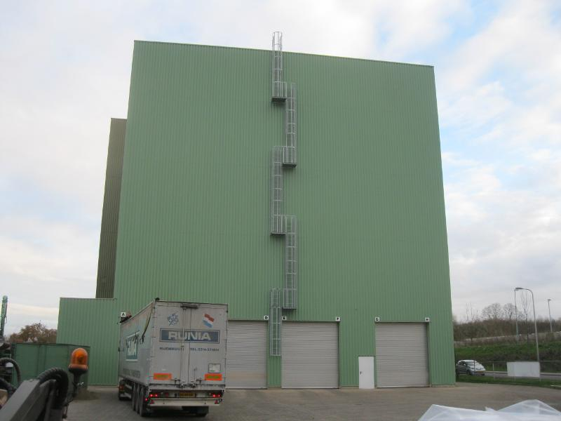 Roofing and facade cladding - Silo system