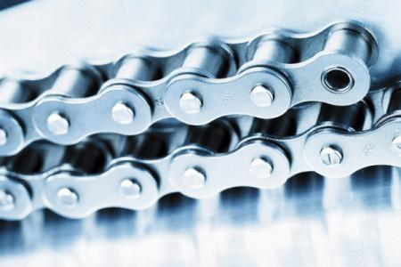 Roller chains /  Transmission chains - Standard Roller Chains for numerous drive systems applications