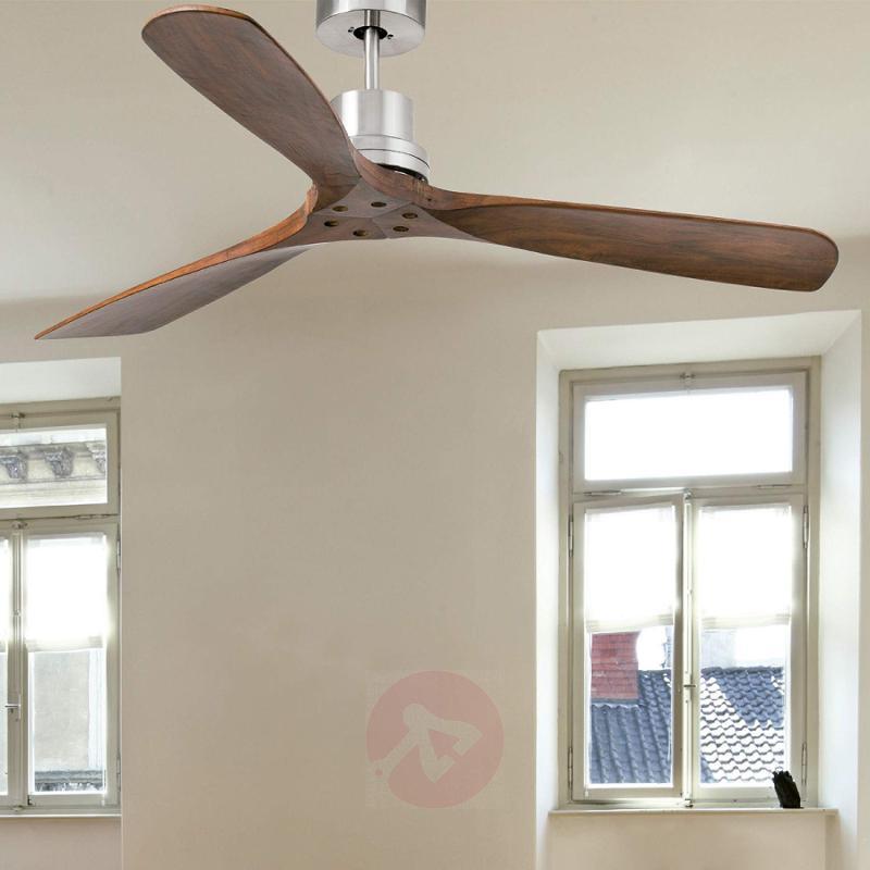 Wooden Blades - Lantau Ceiling Fan - fans