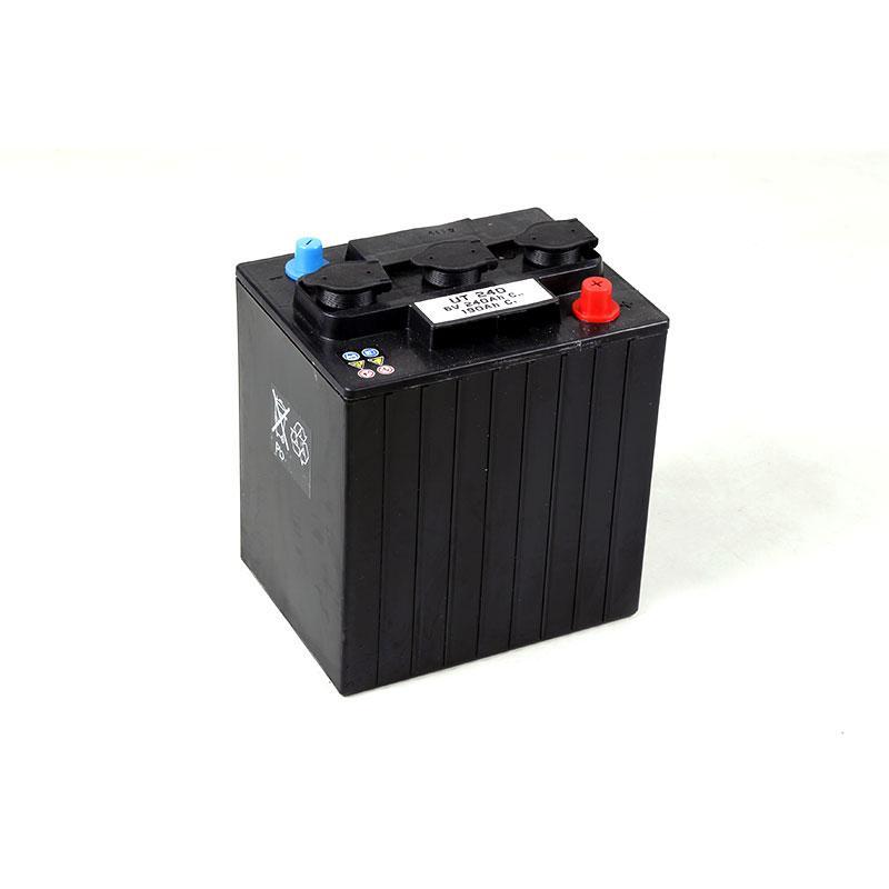 Batteria Golf car 6v 240ah tubolare - Batterie Trazione Leggera - Piastra Tubolare
