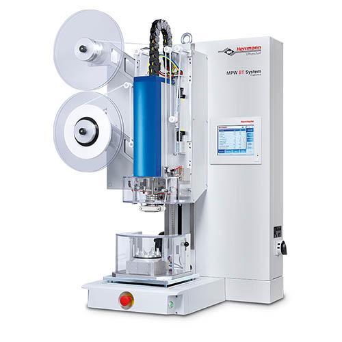 MPW - Ultrasonic punching and sealing systems