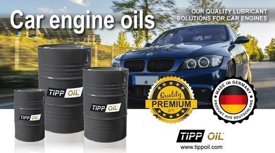 TIPP OIL - Car engine oils -