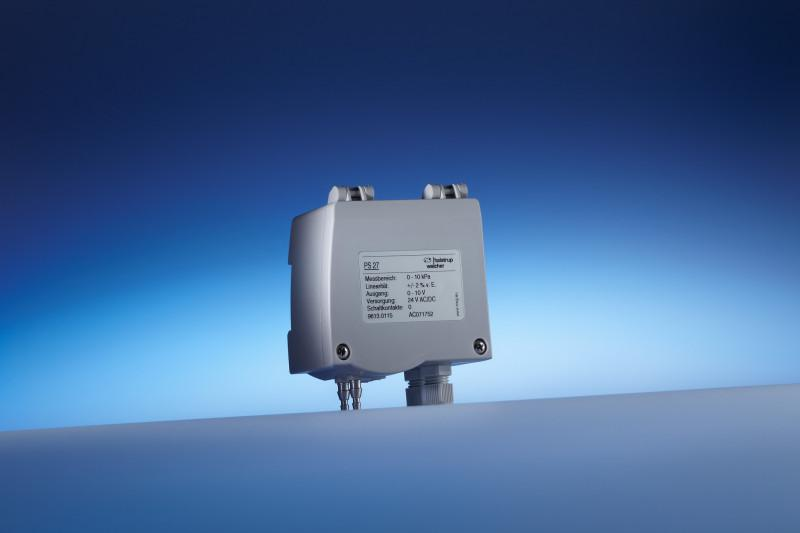 Differenzdruck-Messumformer PS 27 - Kompakter Druckmessumformer für Basis-Anwendungen