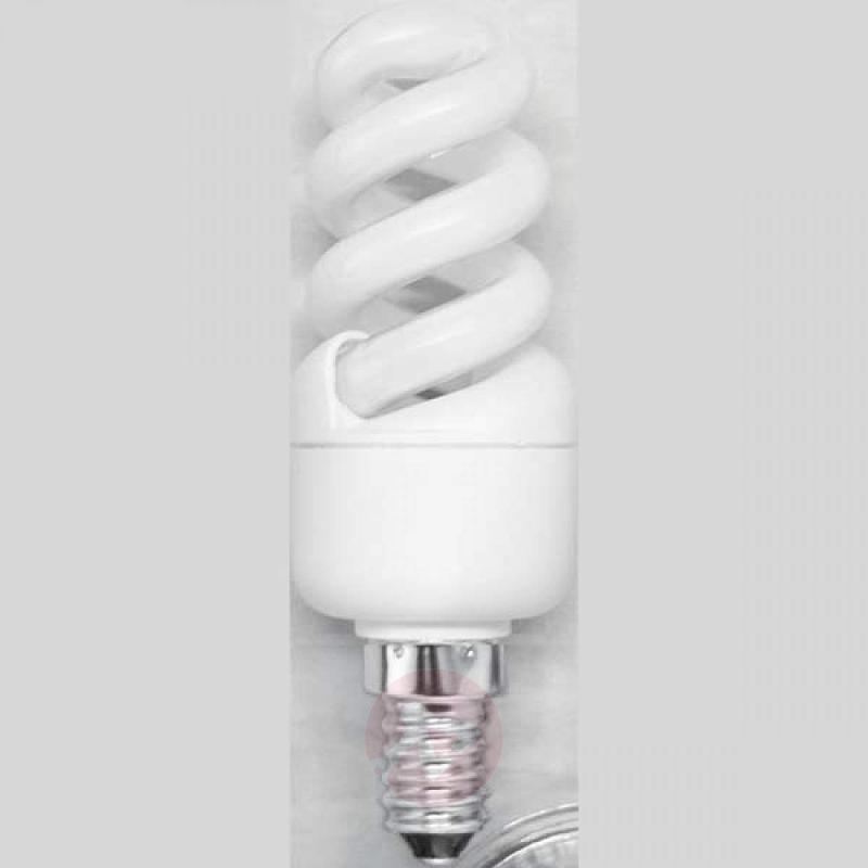 E14 11W Super Mini Full Spiral low-energy bulb - light-bulbs