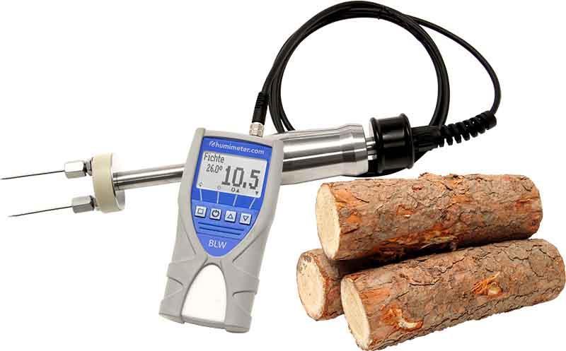 Holzfeuchtigkeitsmessgerät humimeter BLW