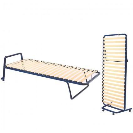 Sommier, mobilier, literie d'appoint - lit vertical d'appoint sans matelas