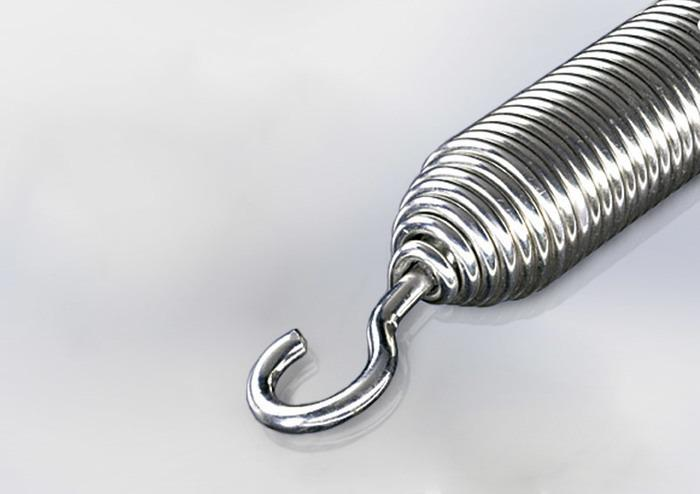 Tension, compression and torsion springs -