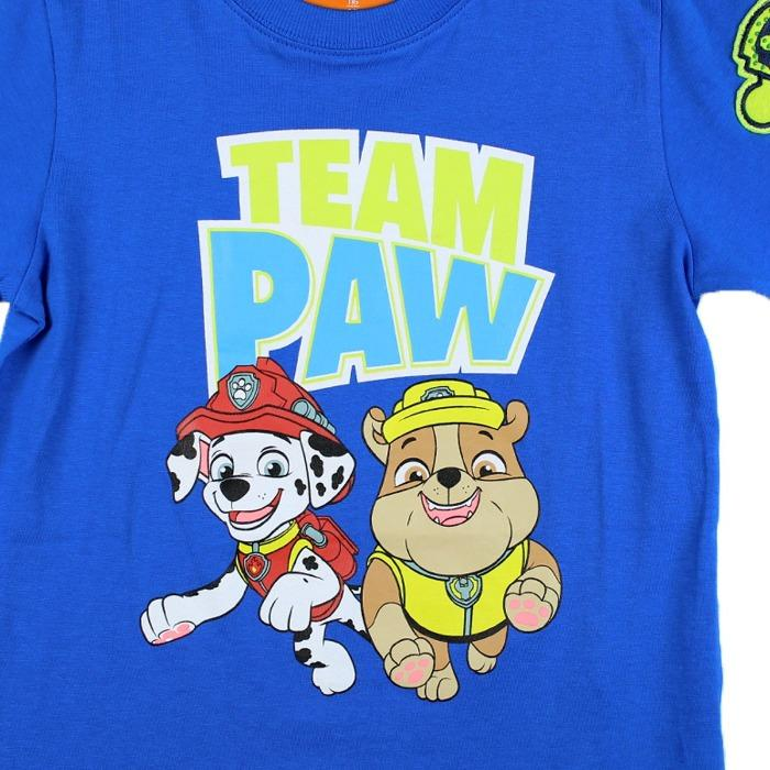Distribuidor de stock Europa Camiseta Paw Patrol Nickelodeon - Camiseta y Polo de manga corta