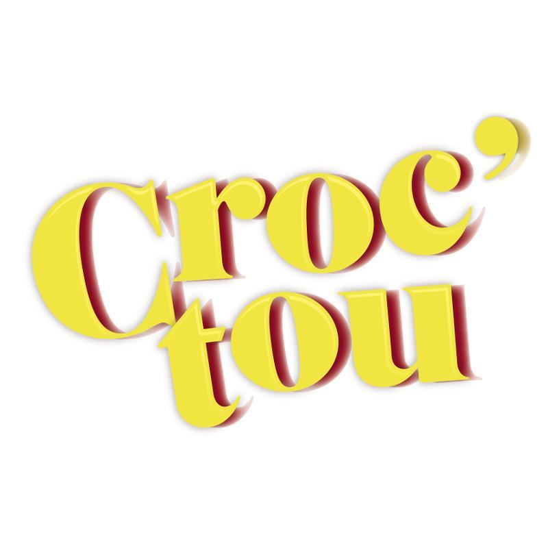 Croc'tou pomme fraise 60g - Épicerie sucrée
