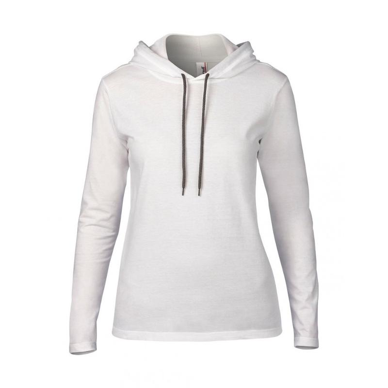 Sweat femme Basic Fashion Basic - Manches longues