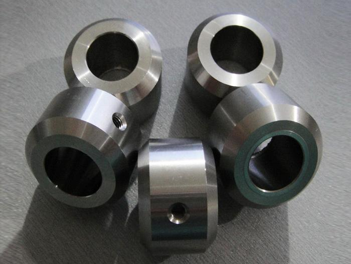NC turned  precision maching Stainless steel parts