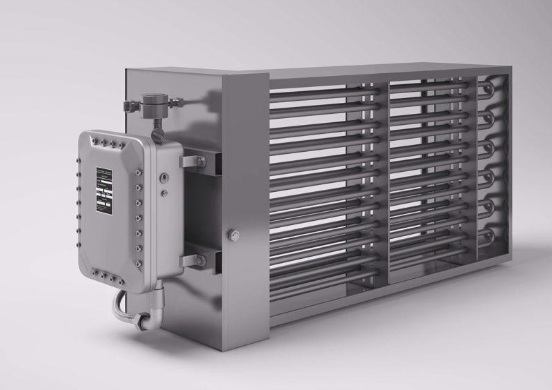 Open Coil Duct Heaters - Industrial heaters