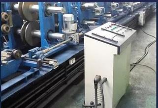 Eurosteel RF1000 - Maquina de perfilar C & U