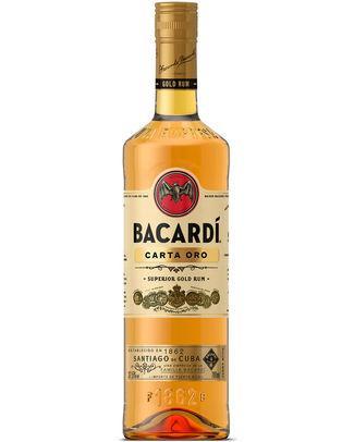 Bacardi carta oro 40° 70cl - 1 - Boissons / Alcools