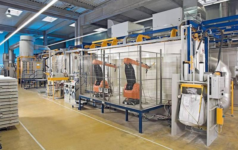 Powder systems - automation