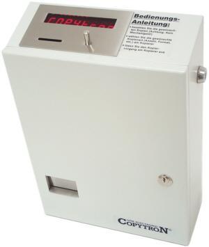 Kopiererabrechnungssystem  - COPYTRON® CTM 5000