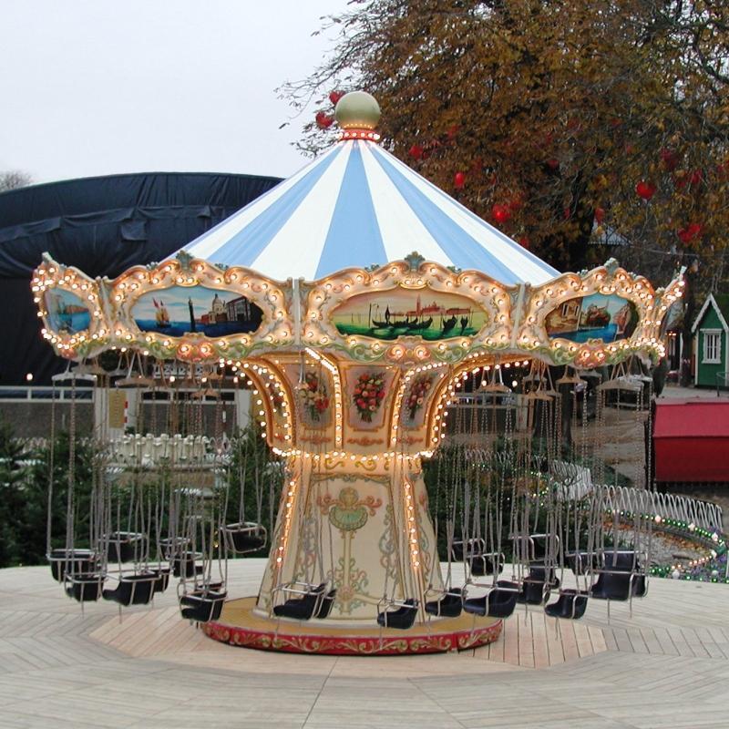 GS 7,60/30 - Swing Carousel