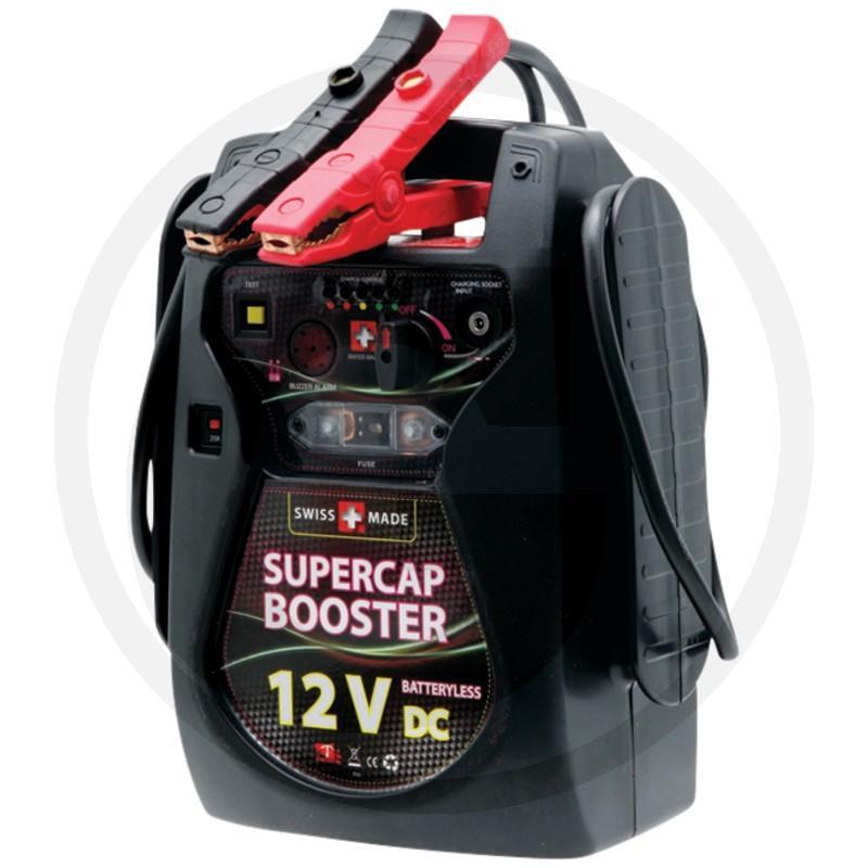 Booster de démarrage à condensateur - Démarreur - Booster - Chargeur de batterie