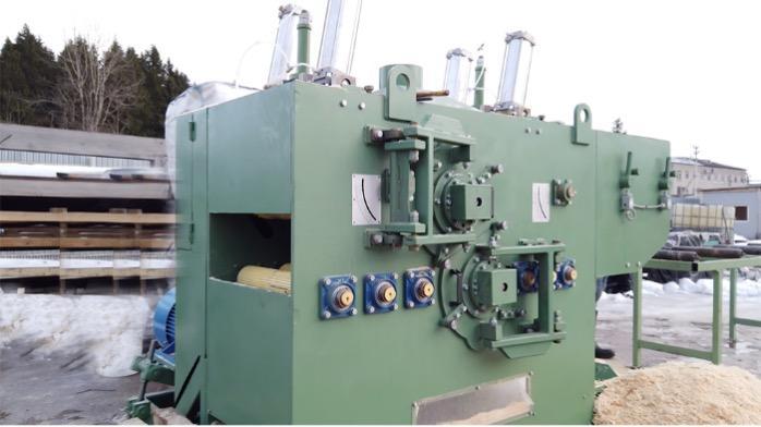 Многопильный станок ProSAW-200 - Линия ProSaw
