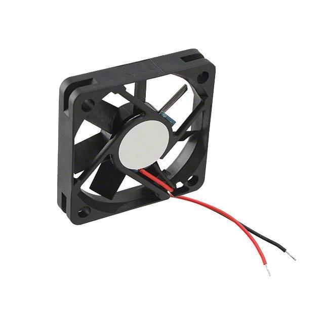 FAN AXIAL 50X10MM VAPO 5VDC WIRE - Sunon Fans ME50100V1-000U-A99